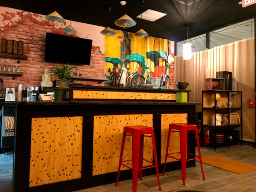 Viet-Inspired Restaurant Opens At Main Street Promenade