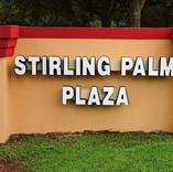 Commercial Center - Stirling Palm Plaza - Cooper City, FL