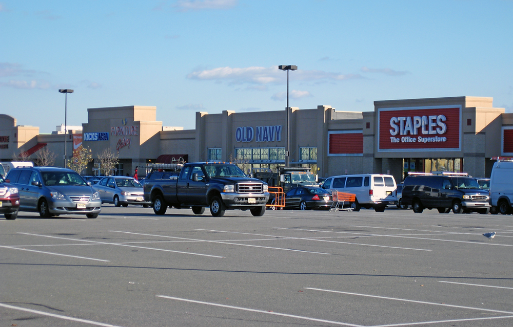 Commercial Retail Space For Rent - Milbrook Properties