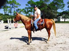 Western Riding In Jupiter Farms FL