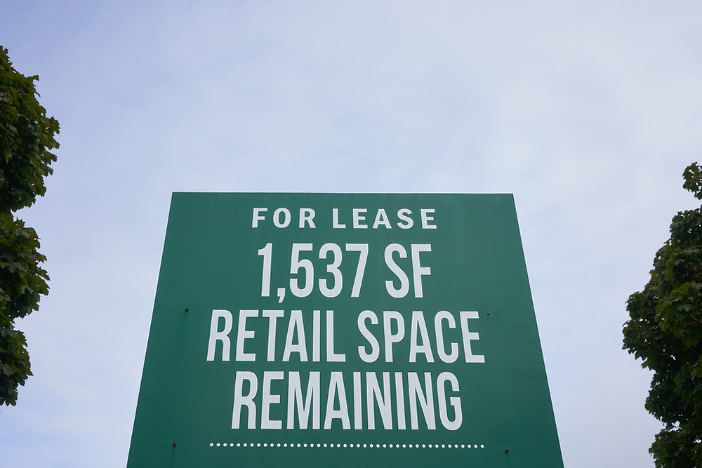 space for lease in shopping center - Milbrook Properties - New York, New Jersey, Florida