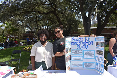 Society For Conservation Biology Initiative - Live Well UT - University of Tampa - Tampa, FL