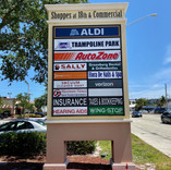 Retail Center - Shoppes At 18th & Commercial- Fort Lauderdale, FL