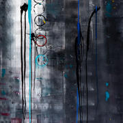 DARKEST NIGHT OF THE SOUL - 48 X 36 - $4500