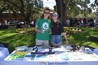 Roots & Shoots Initiative - Live Well UT - University of Tampa - Tampa, FL