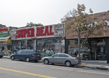 Burnside Retail Strip