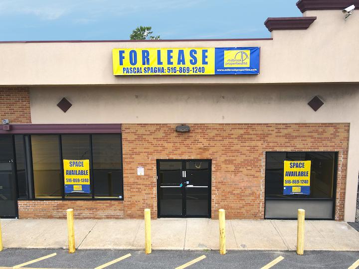 Commercial Vacancies - Milbrook Properties - NY, FL, NJ