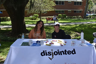 Disjointed Organization - Live Well UT - University of Tampa - Tampa, FL