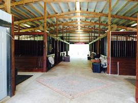 Large Horse Stalls Jupiter FL