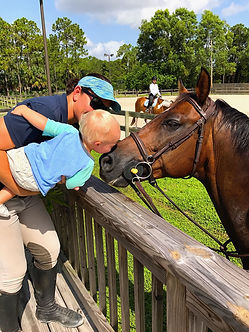 Horseback Riding In Jupiter Farms FL