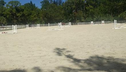 Riding Ring Jupiter Farms FL