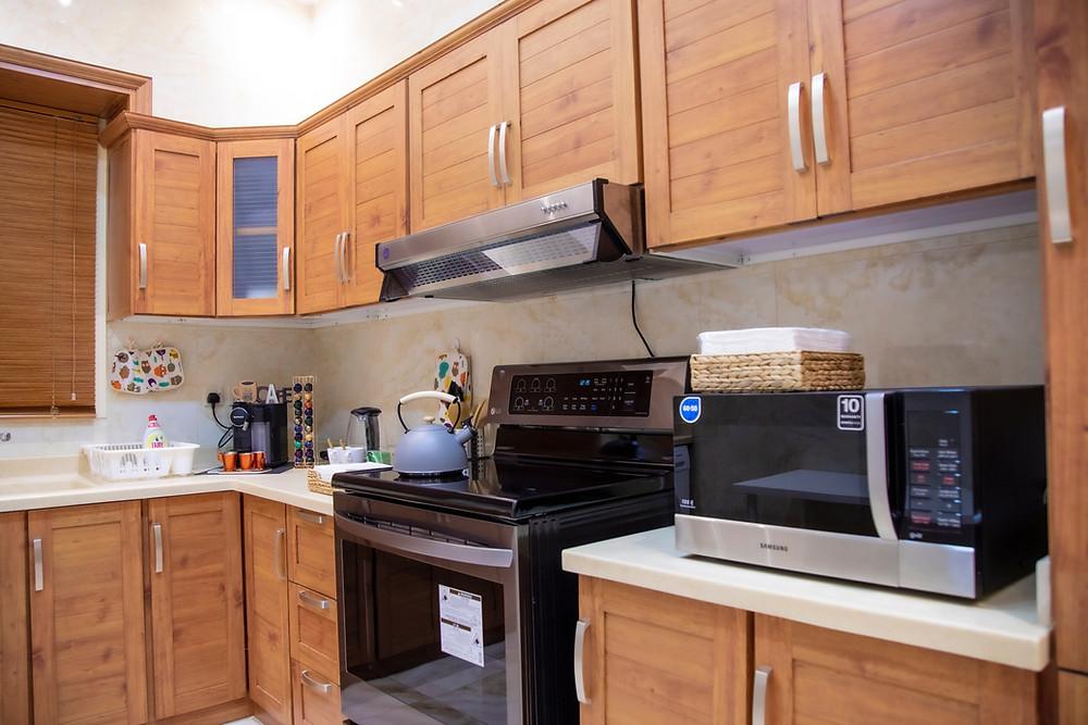 Kitchen upgrades in rental units