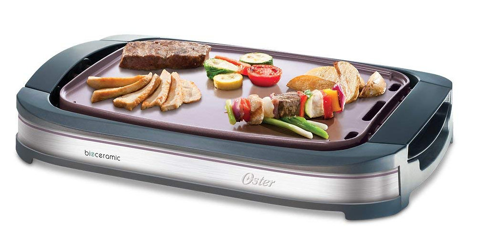 Grill Oster BioCeramic Reversible