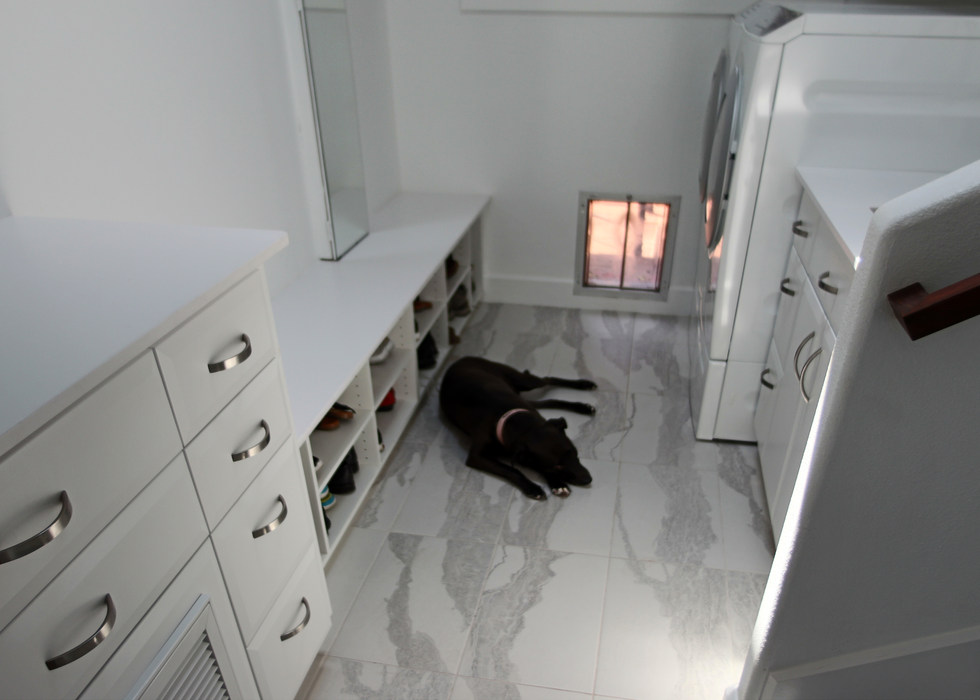 LAUNDRY AND DOGGY DOORS