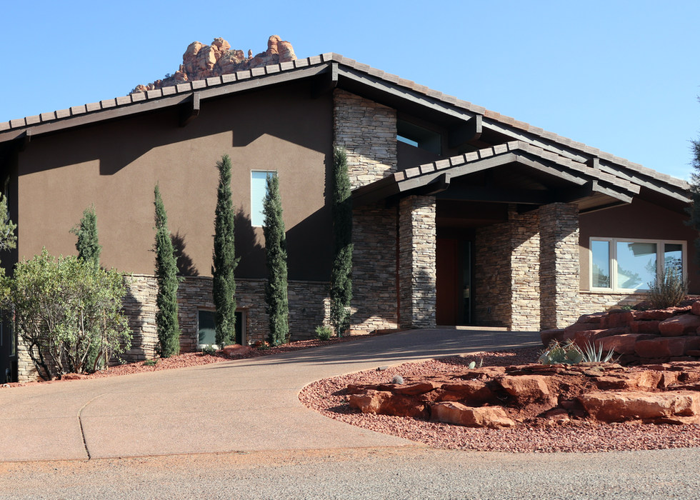 CURB APPEAL IN SEDONA
