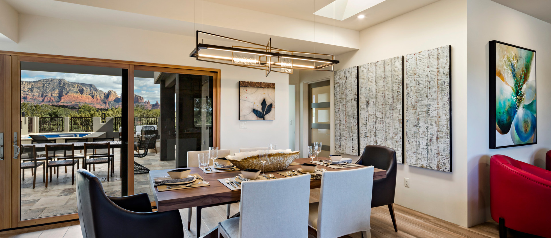 DINING AREA EXPANSION