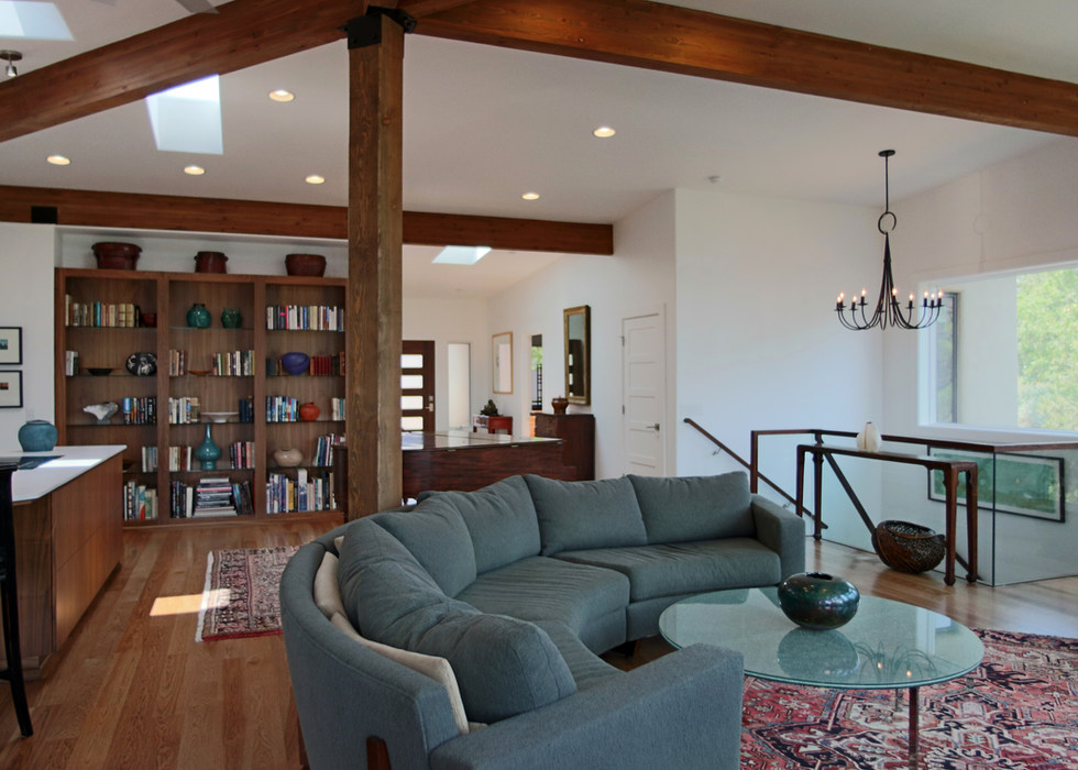 GREAT ROOM SEATING AREA