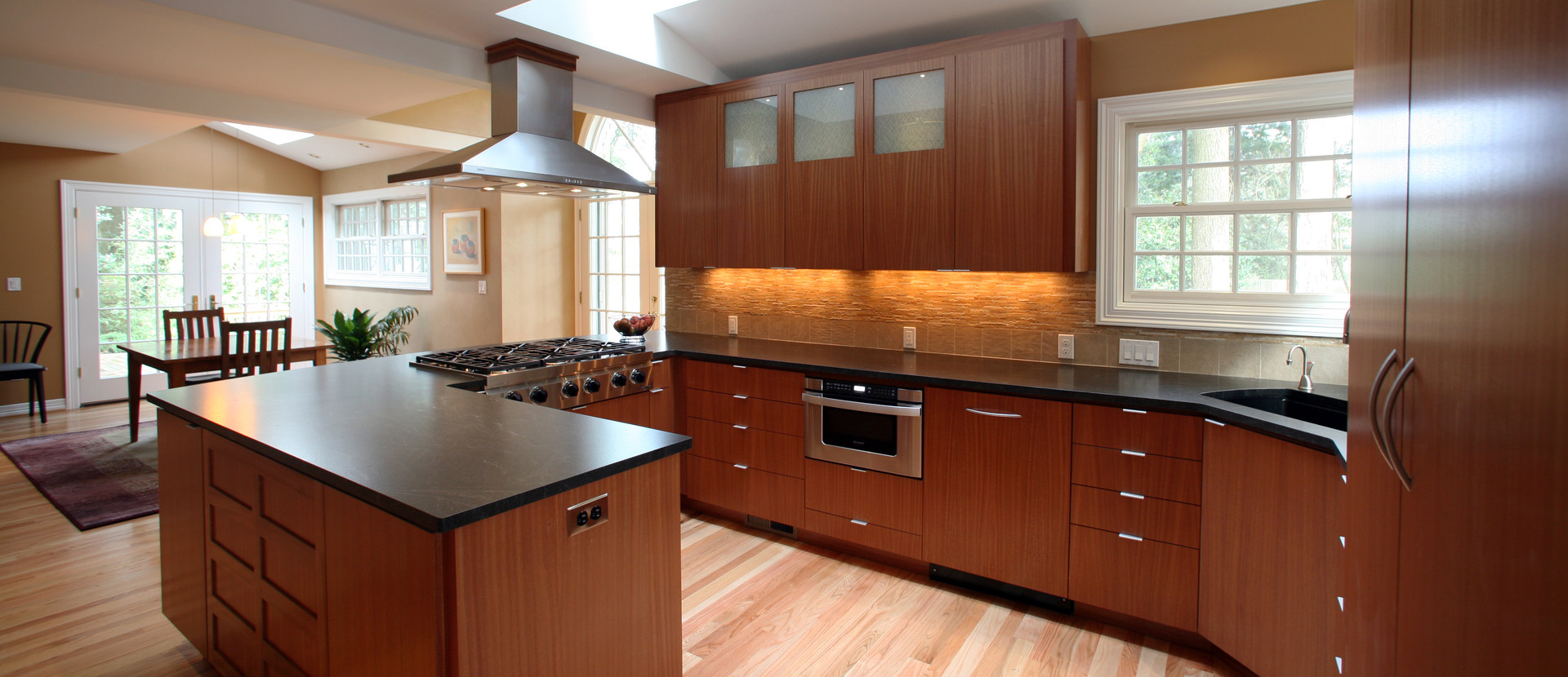 LEATHER FINISH COUNTER TOPS
