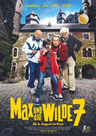 """Kinostart für """"Max und die wilde 7"""""""