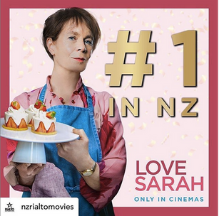 Love Sarah #1 Box Office in NZ and AUS