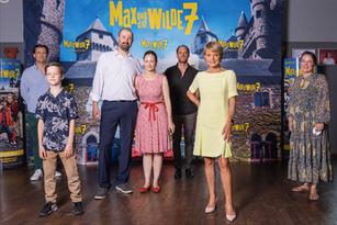 """Premiere von """"Max und die wilde 7"""""""