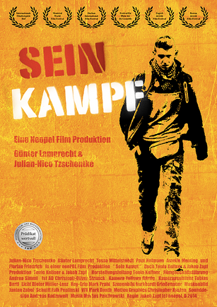 Sein Kampf gets picked up by sales agent