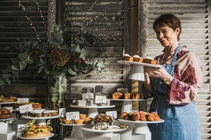 UK baking film 'Love Sarah' starring Celia Imrie - Neopol to coproduce with Miraj Films and