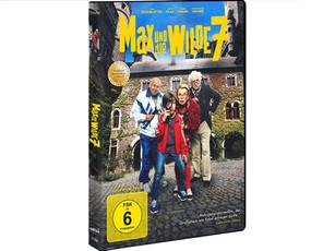 """""""Max und die wilde 7"""" ist auf DVD, BluRay & VOD erhältlich"""