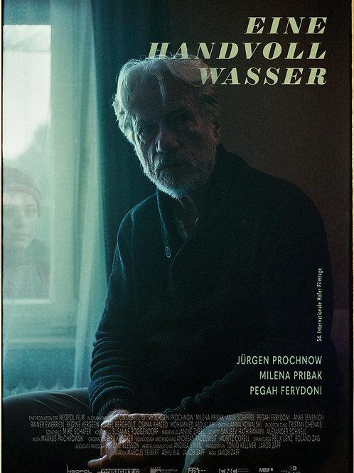 Filmposter EINE HANDVOLL WASSER