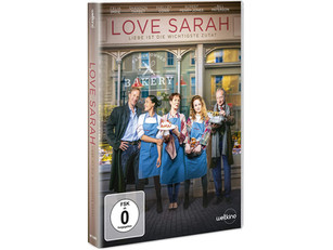"""""""Love Sarah"""" ist auf DVD, BluRay & VOD erhältlich"""