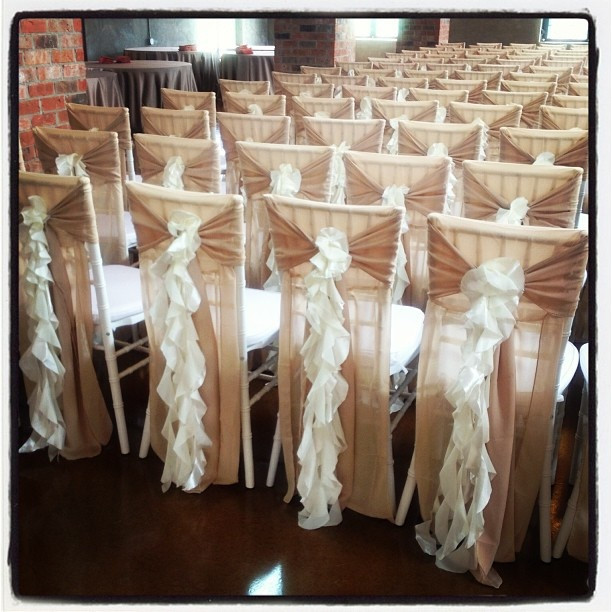 Frill Chair covers