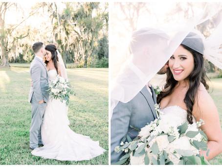 Sierra & Jake's Wedding | Southern Grace, Lithia, Florida
