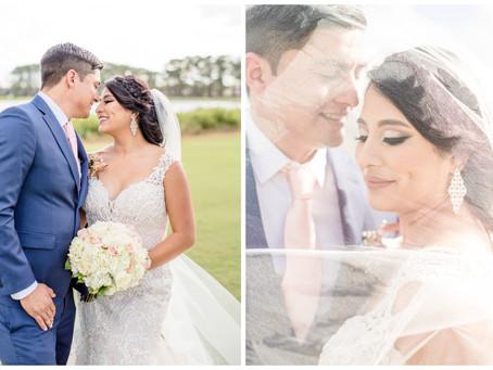 Lourdes & Adrian's Central Fl Wedding