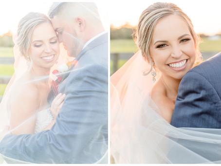 Leah & Dustin's Southern Barn Wedding