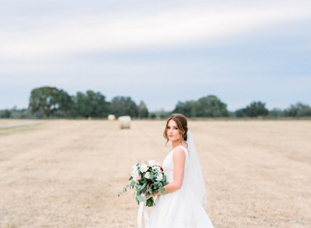 ELEGANT SOUTHERN WEDDING AT LEGACY LANE FARM | BROOKSVILLE, FLORIDA