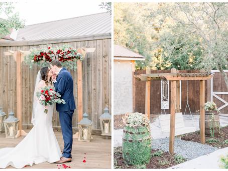 ELEGANT GARDEN WEDDING | THE CARRIAGE HOUSE | ST. AUGUSTINE, FLORIDA