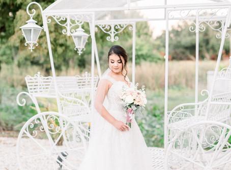 FAIRYTALE WEDDING AT THE CRYSTAL BALLROOM | CLEARWATER, FLORIDA