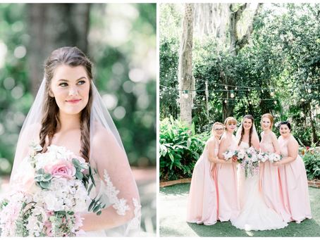 SWEETWATER BRANCH INN WEDDING | GAINESVILLE, FLORIDA