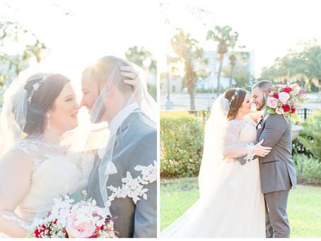 Heidi & Brandon's Wedding | The Circle Theatre