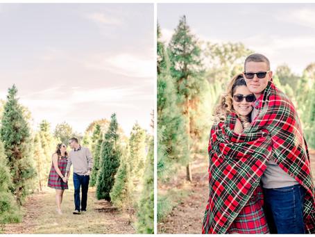 Kyana & Niel's Christmas Engagement Session