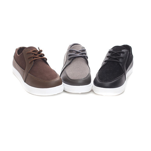 Boys Suede Sneaker
