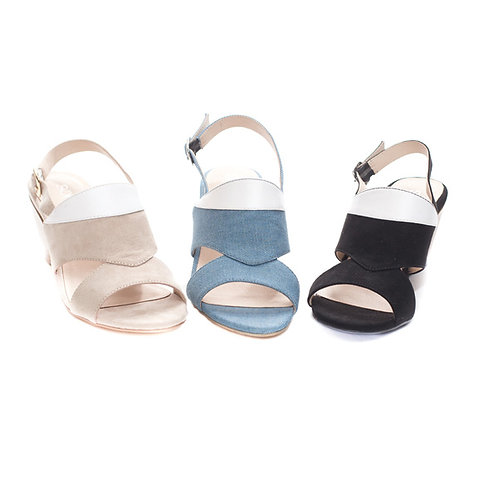 Low Heel Sandal
