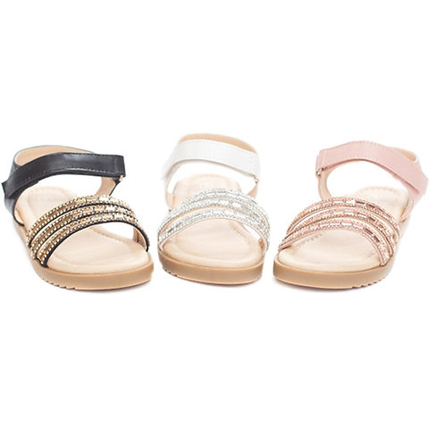 Girls Embellished Sandal