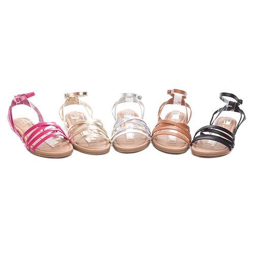 Side Strap Sandals