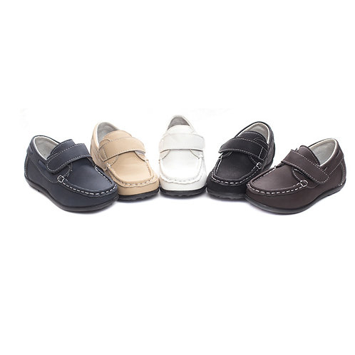 Boys Velcro Loafer