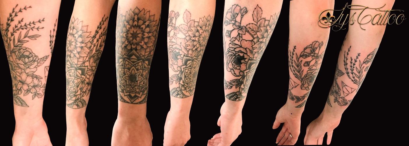 manala et fleurs