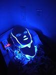 lumière bleue pour photomodulation pour femme et homme soin de la peau Gradignan Bordeaux Pessac Aquitaine