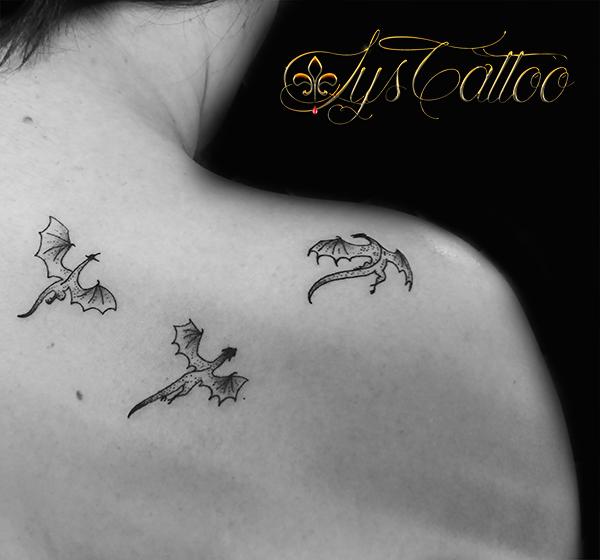 Bètatoueur salon de tatouage tales V