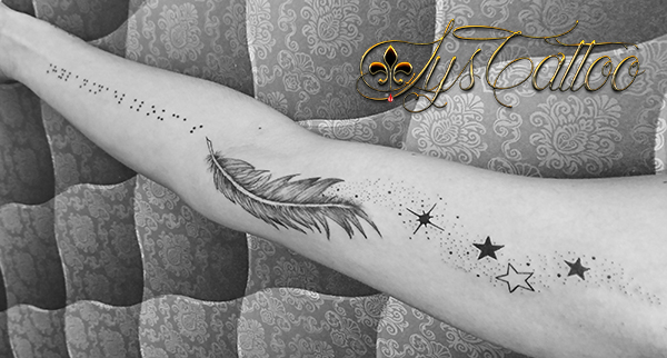 Le Bouscat tatoueur salon de tatouag