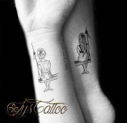 tatouage soeur bordeaux